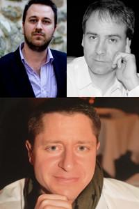 Pascal Barbe, Alexandre Despretz et Antesse